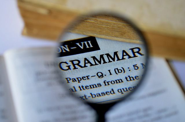8 grammar
